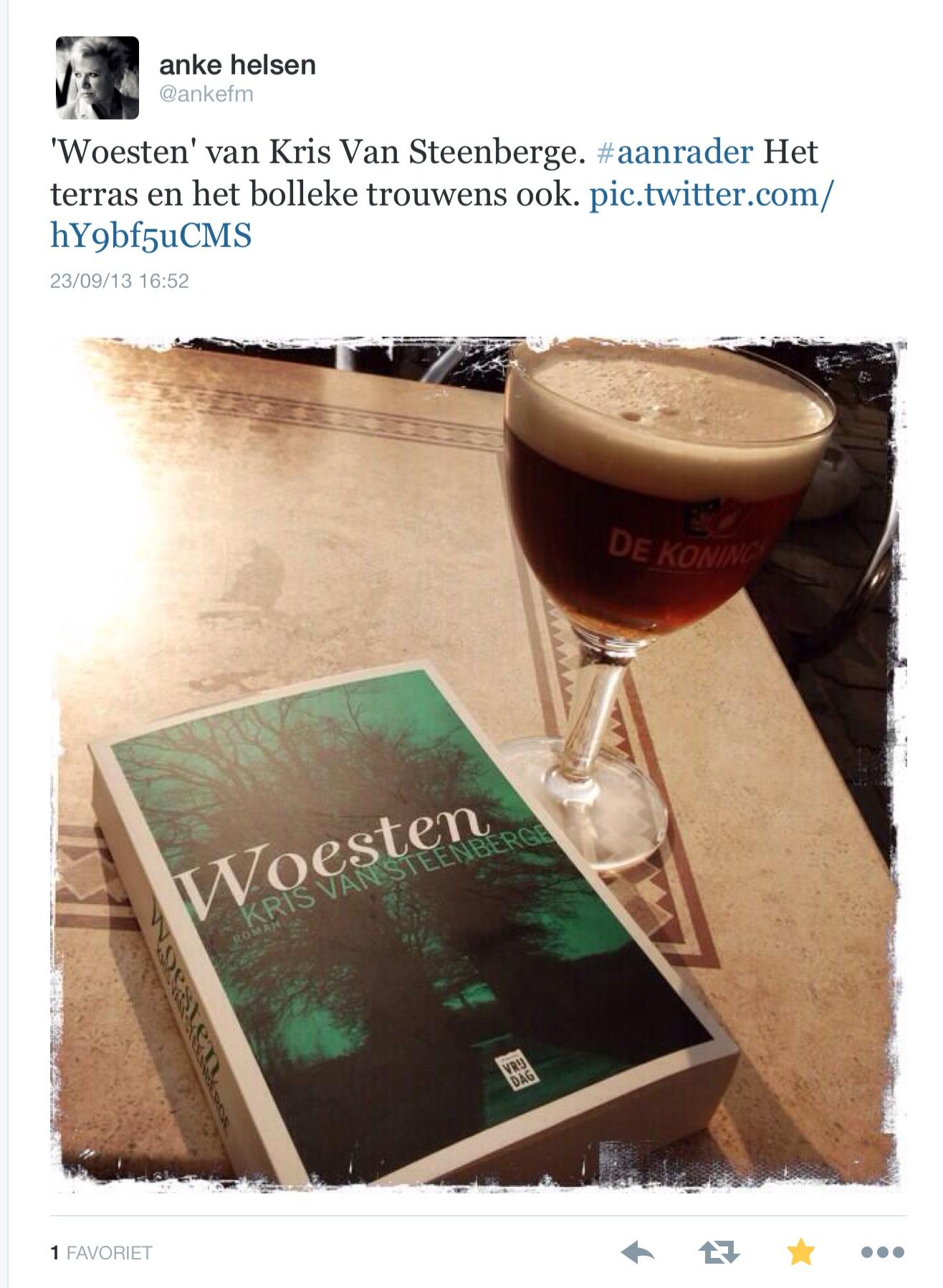 commentaar Anke Helsen