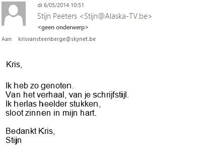 commentaar Stijn Peeters montage